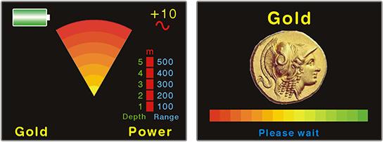 br20g gold detector