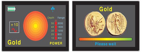 br800p gold and metal detectors